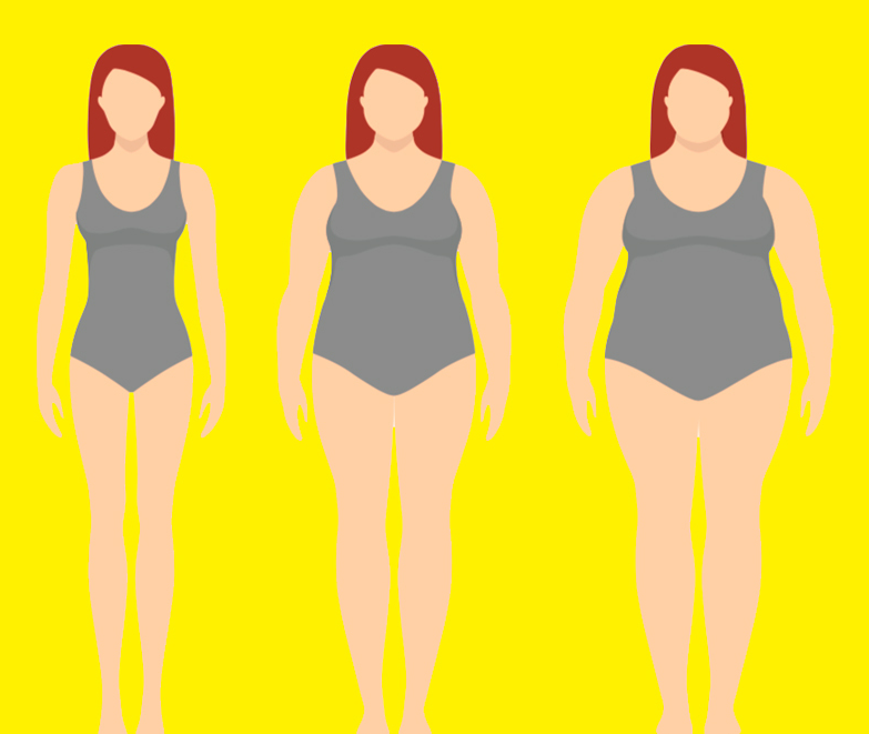 Женщинам в менопаузу в организме необходимы небольшие жировые отложение: почему это миф