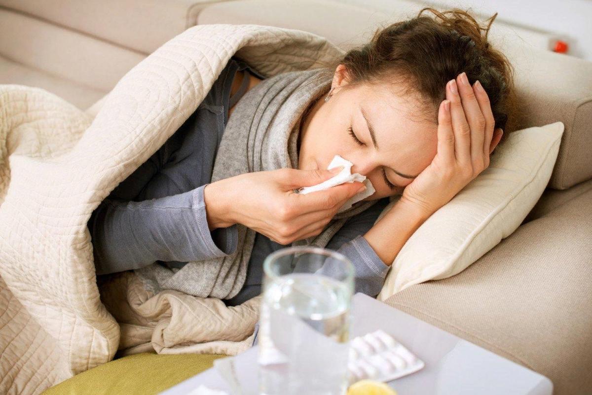 простуда при диабете и гипертонии.