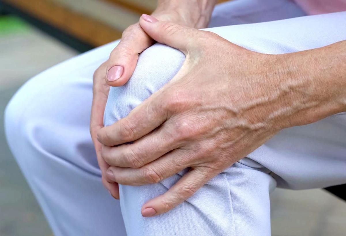 Ревматоидный артрит.