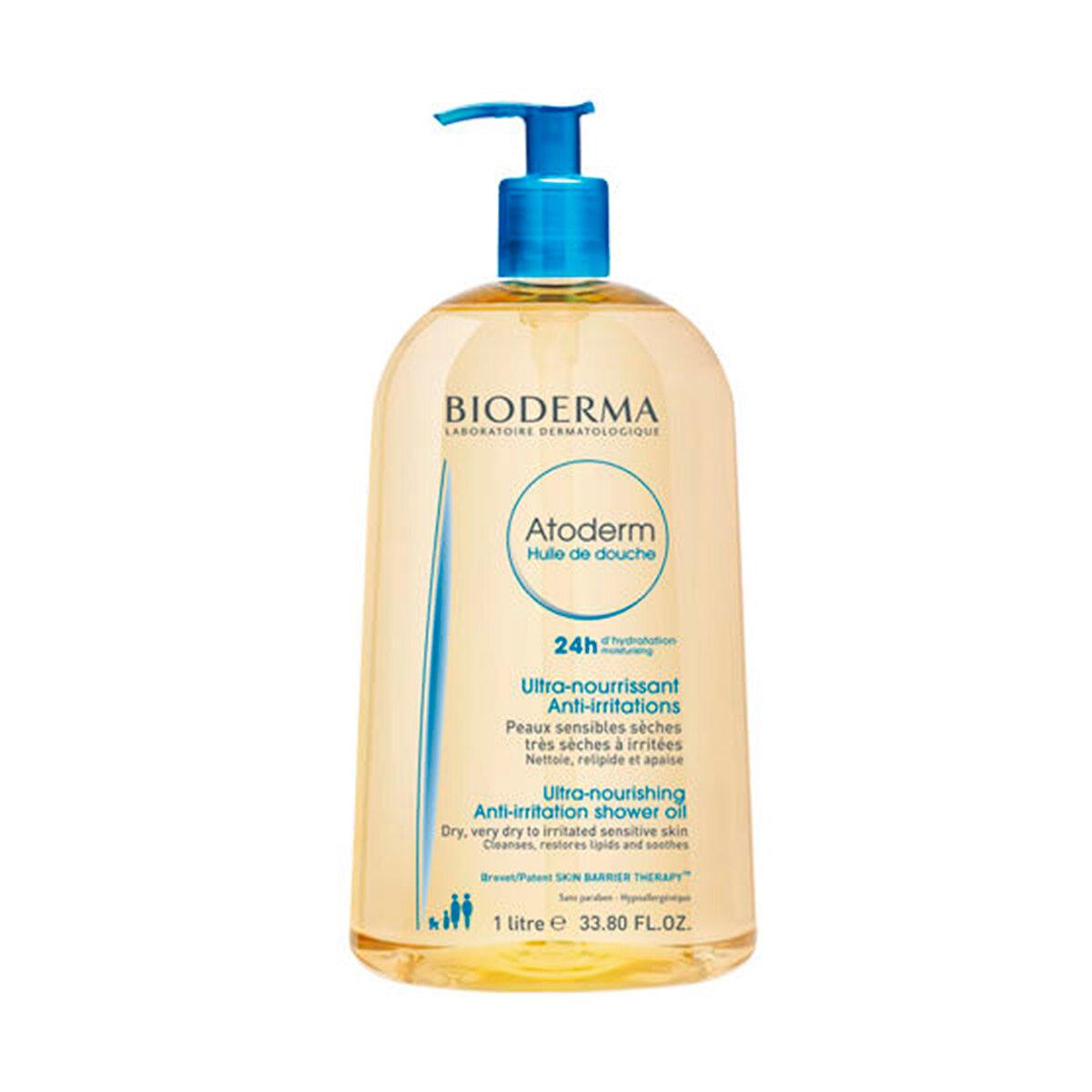 Взгляд химика на состав масла для душа Bioderma Atoderm