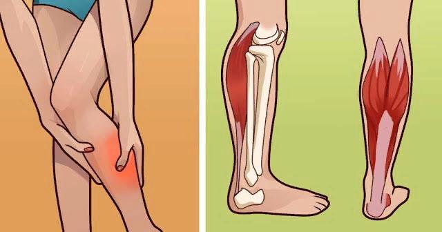 Диабет и судороги  ног.